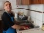 Zajęcia w pracowni kulinarnej 2018